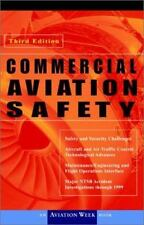 Commercial Aviation Safety, Wells, Alexander T., 0071374108, Book, Acceptable