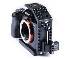 Cage for Sony A7S, A7R, A7 -  by LockCircle - BirdCage A7 Kit