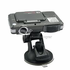 Muti Russia 3in1 Car DVR Recorder/Radar Laser Speed Detector/GPS Track Recorder