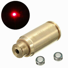 9mm Red Laser Dot Boresighter Bore Sight Caliber Cartridge para Rifel Scope