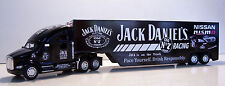 KENWORTH Black  Diecast T Series Truck Trailer  1:66 Scale Jack Daniels Graphics