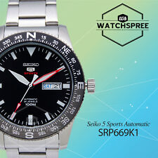 Seiko 5 Sport Automatic Watch SRP669K1