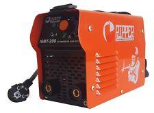! novedad! inverter soldadora IGBT - 200 Wig electrodos máquina de soldadura oferta Top