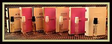 7 x CHANEL: No 5 L'eau, No 5 Paris, No 5 Premiere, Coco Mademoiselle, 3 Chance