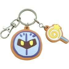 Official Hoshi no Kirby Meta Knight Cookie Charm Keychain Nintendo Limited Japan