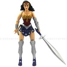 "2014 DC Comics Universe 52 EARTH 2 WONDER WOMAN 6"" ACTION FIGURE Toys gift FW149"