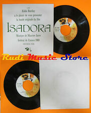 LP 45 7'' MAURICE JARRE Isadora Symphony no 2 france BARCLAY 71356 cd mc dvd