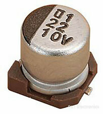NICHICON - UWX1C470MCL1GB - TAPA, ALUMINIO ELEC, 47UF, 16V, SMD Precio Para 5