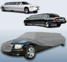 "Lincoln Towncar Limousine Cover 24' 65""-77"" stretch"