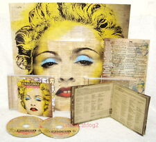 Madonna Celebration Best of 2009 Taiwan Ltd 2-CD w/OBI
