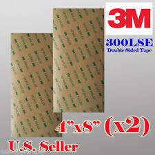 2x 3M 300LSE Double Sided  AdhesiveTape Cell Phone LCD Rapair Iphone 5s Screen