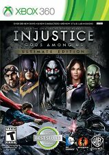 Wb Injustice Gods Among Us - Fighting Game - Xbox 360 (1000383345)