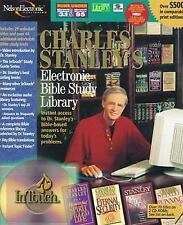 Charles Stanley's Electronic Bible Study Library: Dr. Stanley's Instant Guide t