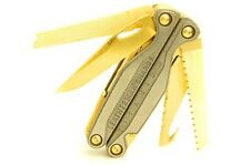 "Leatherman Charge TTi Multi-Tool, ""Golden Eagle Edition"", 24k Gold Finished"