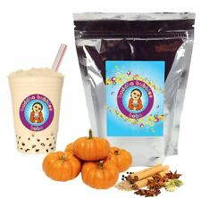 1 Kilo / 2.2 Pounds PUMPKIN SPICE LATTE Boba Bubble Tea Powder Makes 45+