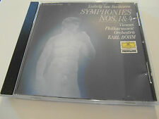 Beethoven - Symphonies No`s 1&4 / Vienna Orchestra (CD Album) Used Very Good