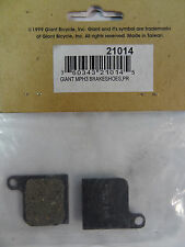 Giant Bike MPH3 Disc Brake Pads Shoes Bicycle Mountain ATB One Set #3625