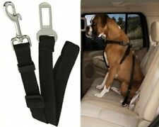 Dog Safety Seat Belt Restraint  For Car Van Lock Adjustable Pet Lead
