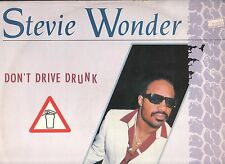 LP 3921 STEVIE WONDER  DON'T DRIVE DRUNK