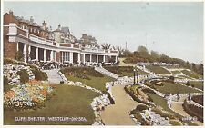 WESTCLIFF-ON-SEA (Essex) :Cliff Shelter -A.H.J. series
