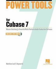 Cubase 7 : Master Steinberg's Power Multi-Platform Audio Production Software...