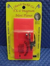 Church Tackle TX-6 Magnum Mini Planer Board - Starboard Side