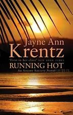 Jayne Ann Krentz Running Hot (The Arcane Society Series) Very Good Book