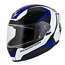 Scorpion EXO-R2000 Helmet Dispatch Blue Medium
