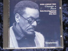 Duke Jordan CD Change a Pace 2003 Steeplechase NEU/MINT