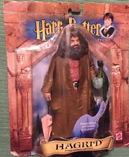 NIB – Harry Potter 'Hagrid' Deluxe Creature Collection Figure by Mattel (2001)
