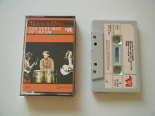 CREAM THE VERY BEST OF CREAM CASSETTE TAPE 1983 PAPER LABEL RSO POLYDOR