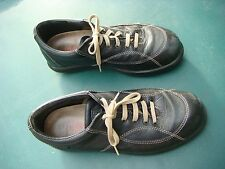 Camper Pelotas black leather shoes size EU 39