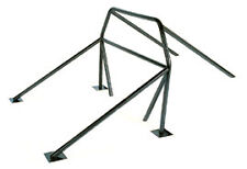 RRC - Roll Bars and Cages, 8 Point, 79-93 Ford Mustang Hatchback