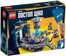 Lego IDEAS 21304 Dr Doctor Who Brand New MISB