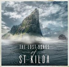 THE LOST SONGS OF ST KILDA CD ALBUM (Released 9th September 2016)