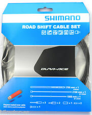 1 Shimano DURA ACE Juego Fundas y Cable Cambio Carretera Road Shift Cable Set