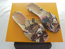NEU Car Shoe by PRADA Pantoletten NP: 350€ Sandalen Pumps Schuhe Gr. 36