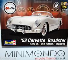 KIT 1953 CHEVROLET CORVETTE ROADSTER 1/24 REVELL MONOGRAM 4057 04057