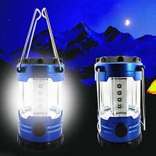 Portable 12 LED Bivouac Camping Hiking Tent Lantern Fishing Light Lamp