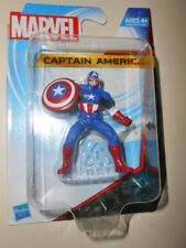 "CAPTAIN AMERICA ( 2"") FAMILY DOLLAR (2013) MARVEL UNIVERSE CLASSIC SERIES FIGURE"