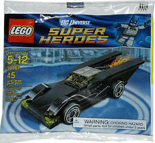 lego DC super heroes BATMAN universe BATMOBILE mini build set 30161 polybag