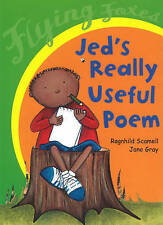 Jed's Really Useful Poem (Flying Foxes), Ragnhild Scamell, New Book