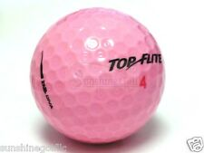 36 AAA Top Flite D2+ Diva PINK Used Golf Balls (3A) **FREE SHIPPING**
