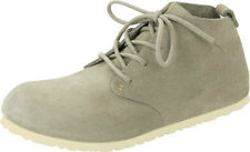 NEW Birkenstock Dundee Taupe Suede Bootie, Women Size 6 (37 EUR) $175