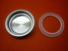 Sunbeam coffee machine pressurized one cup filter basket + Head Seal