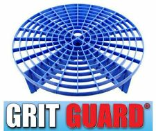 BLUE GRIT GUARD - Car Wash Bucket Filter - Prevents Swirls - Scratch Shield
