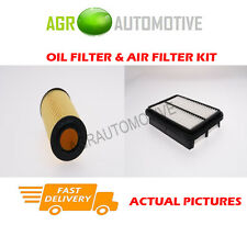 DIESEL SERVICE KIT OIL AIR FILTER FOR HYUNDAI SANTA FE 2.0 113 BHP 2001-06