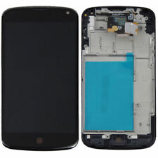 LCD Display Touch Screen Digitizer Assembly For Google Nexus 4 E960 - Black