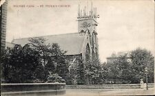 Belsize Park. St Peter's Church # 752 by Charles Martin.