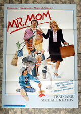 MR. MOM * MICHAEL KEATON - A1-Filmposter - German 1-Sheet 1984